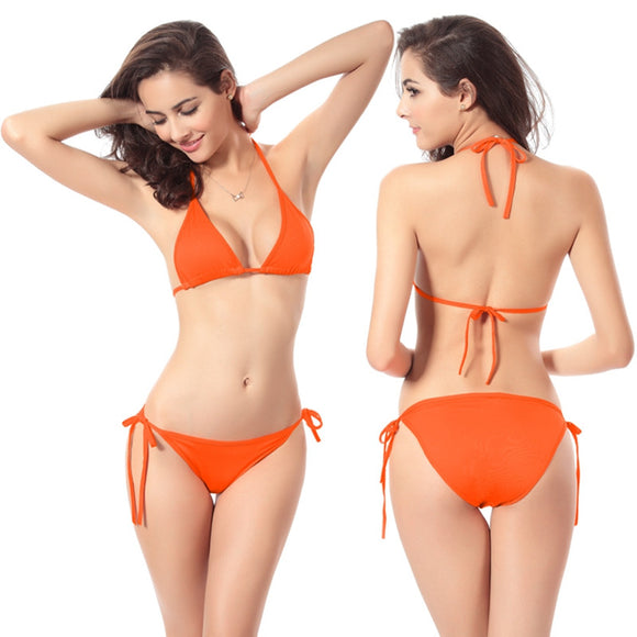 Women Bikini Swimsuit Sexy Two Pieces Swimwear Swim Suit for Beach Swimming Pool Party