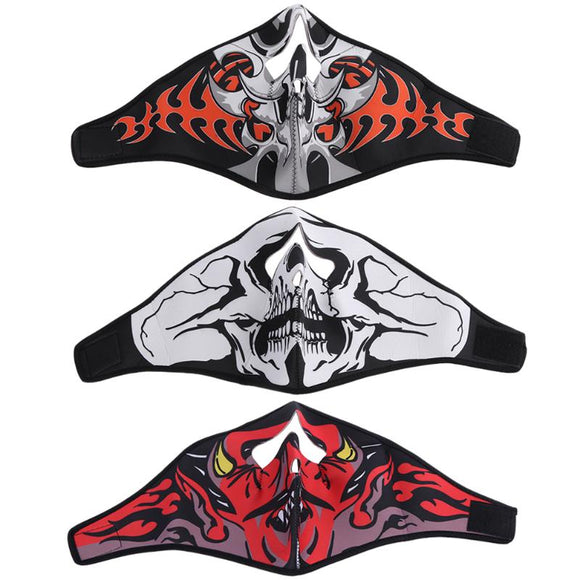 Cycling Face Mask Windproof Winter Warmer Bike Running Riding Skiing Lightweight Outdoor Sport Dust-Proof Bicycle Full Face Mask - daily stop & shop