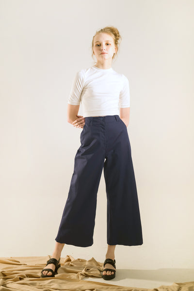 womens work pants, high waisted wide leg pants