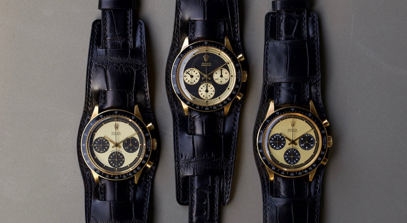 ICONS: The Gold Paul Newman Daytona