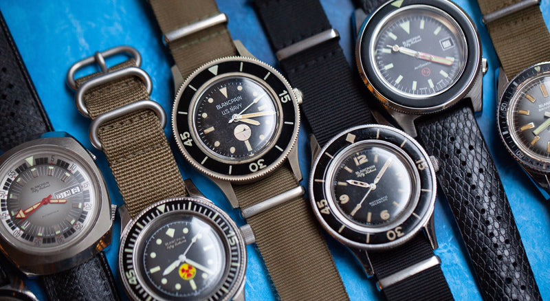 ICONS: The Blancpain Fifty Fathoms