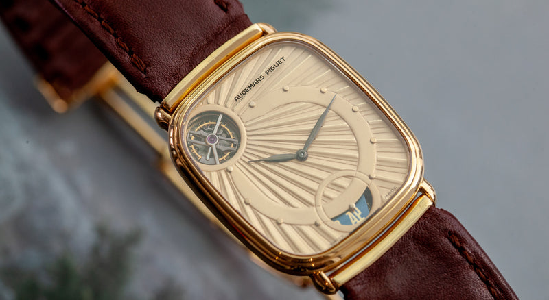 SCHOLARS: Michael Friedman, Historian at Audemars Piguet
