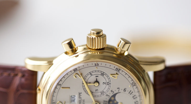 INTELLIGENCE: Golden Rules When Buying Vintage Watches