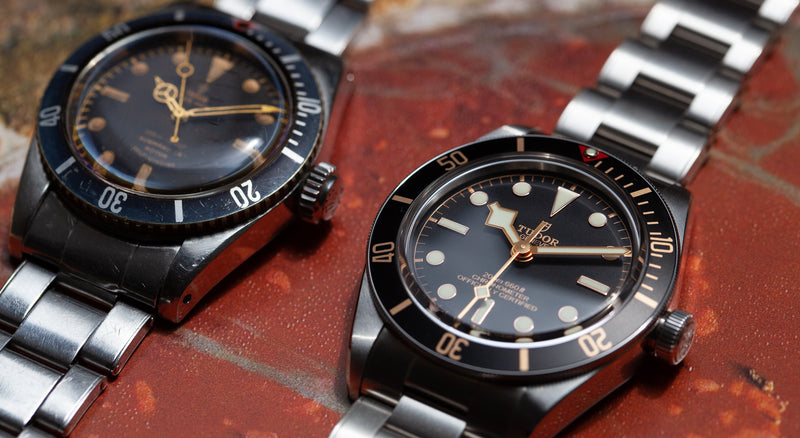 MODERN: The Tudor Black Bay Fifty-Eight