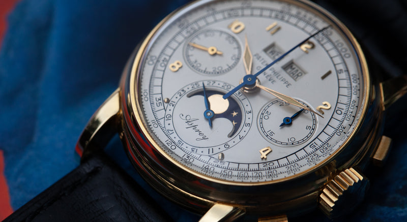 INTELLIGENCE: The Rise in Prices of Vintage Watches