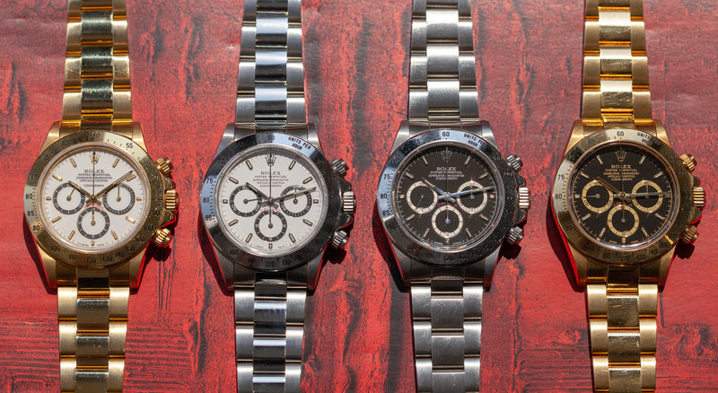 ICONS: The Rolex Daytona Reference 16520