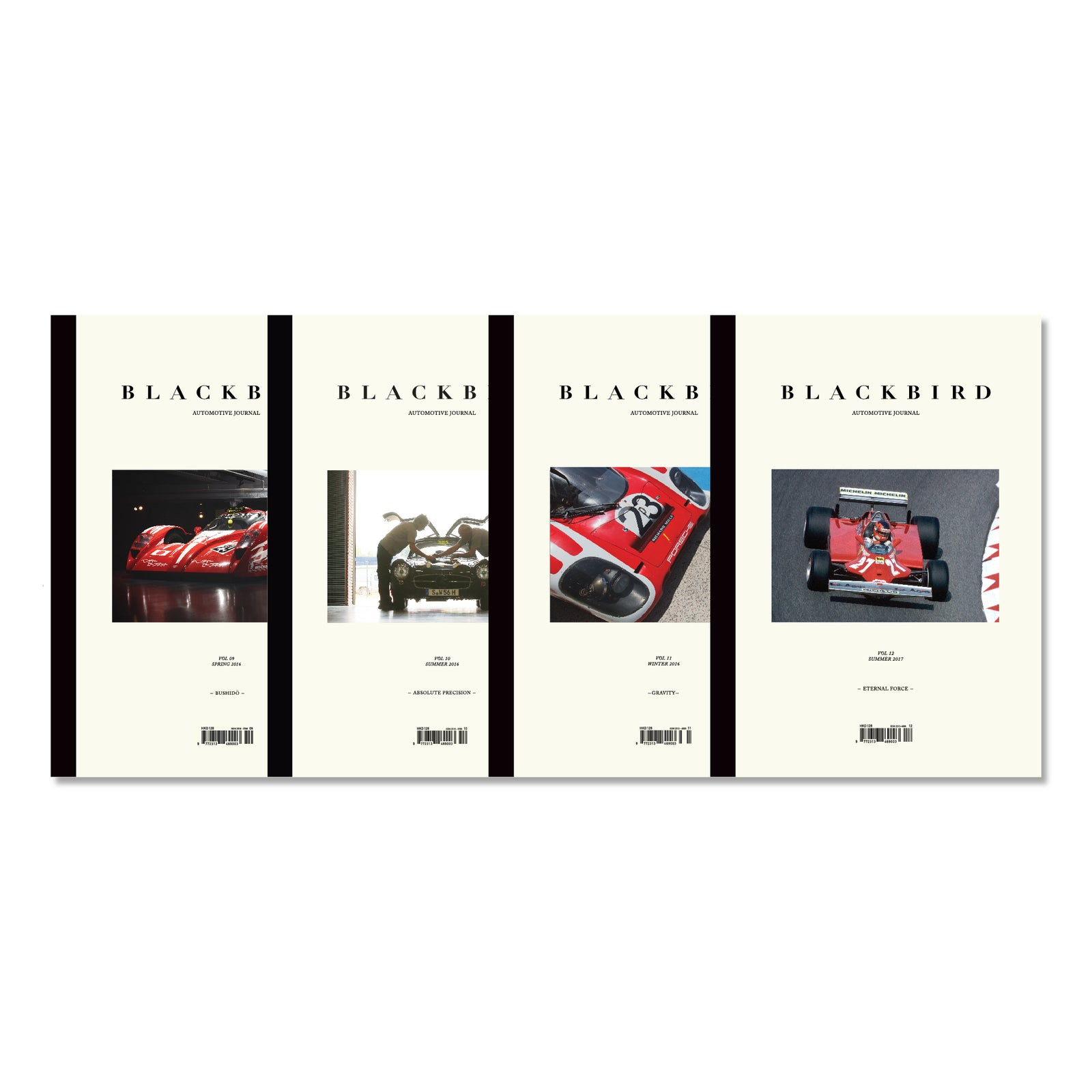 Blackbird Automotive Journal Vol 9-12