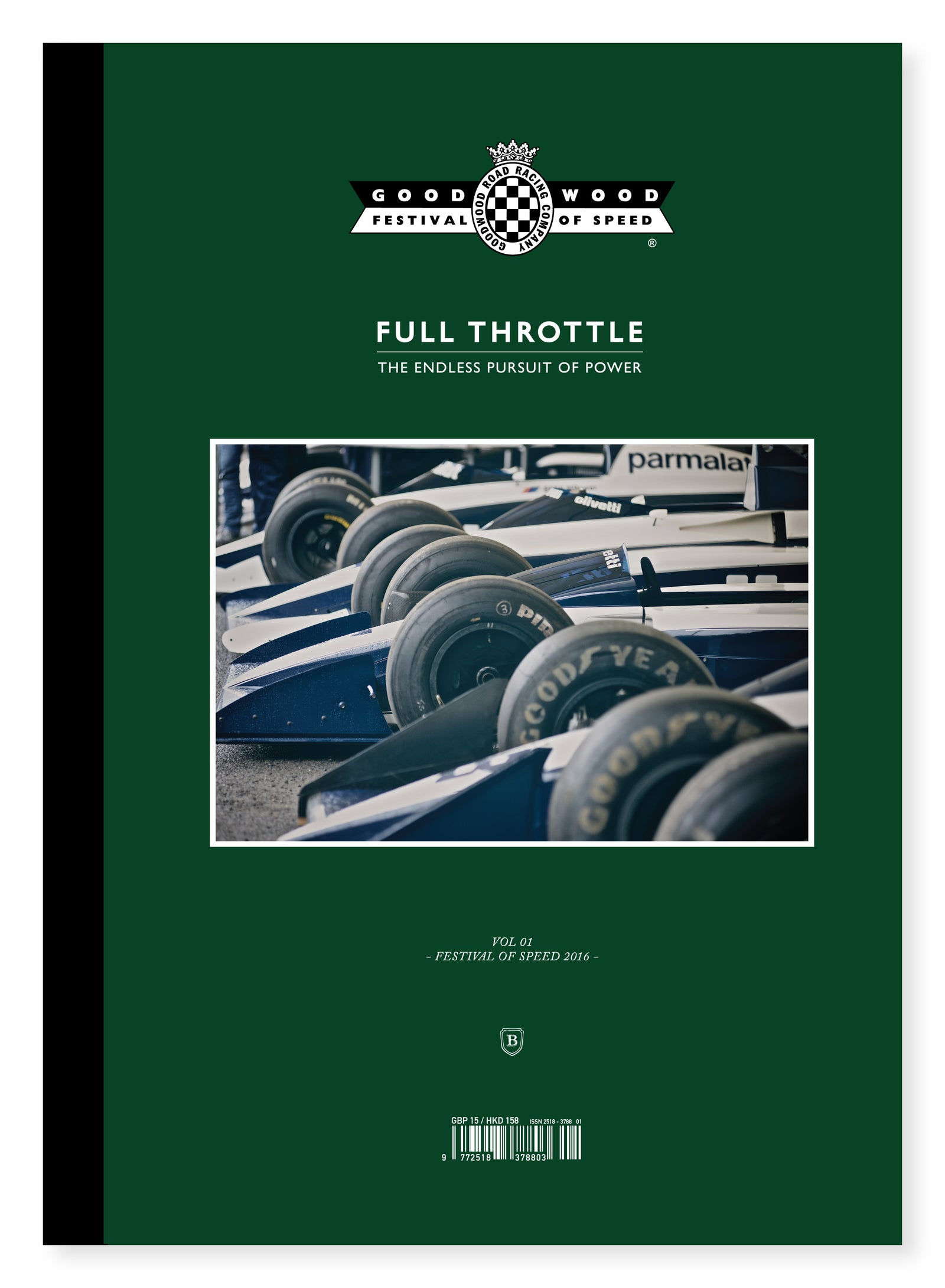GOODWOOD VOL 01: FULL THROTTLE