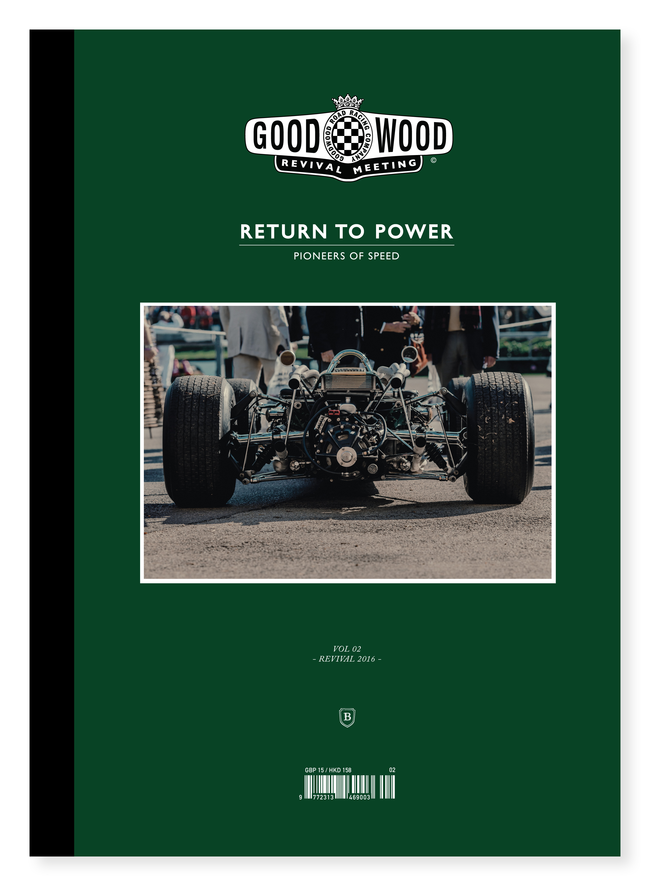 GOODWOOD VOL 02: THE RETURN TO POWER
