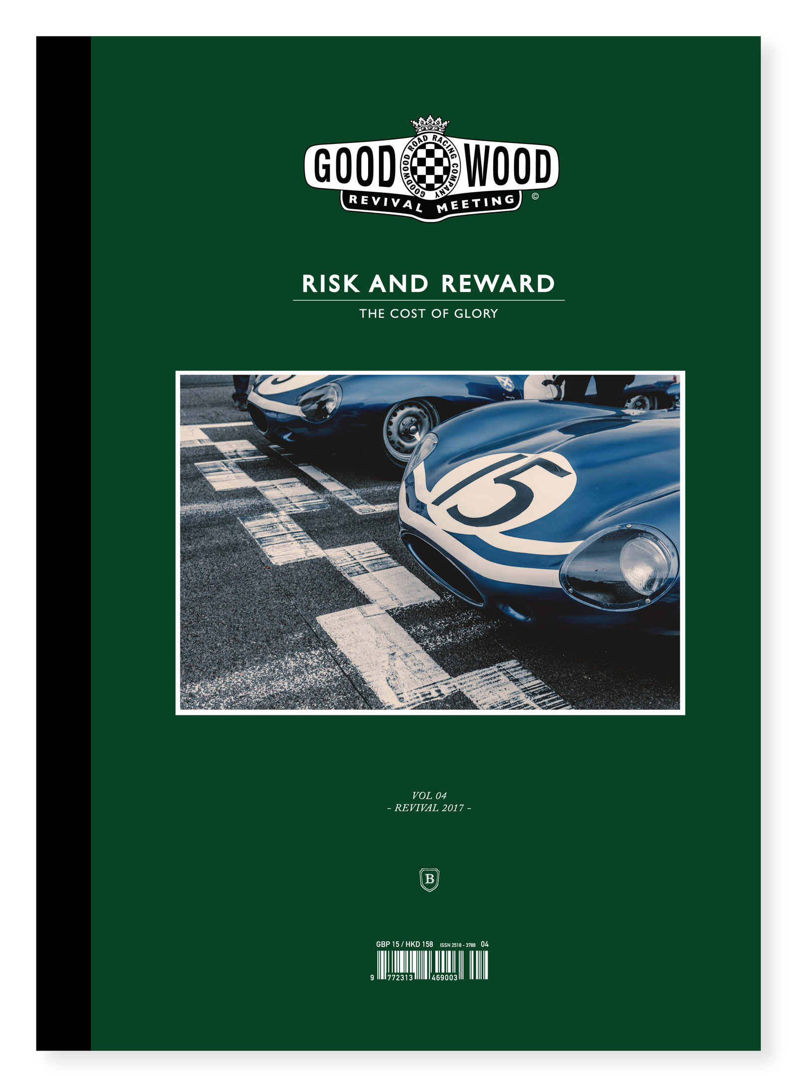 GOODWOOD VOL 04: RISK AND REWARD