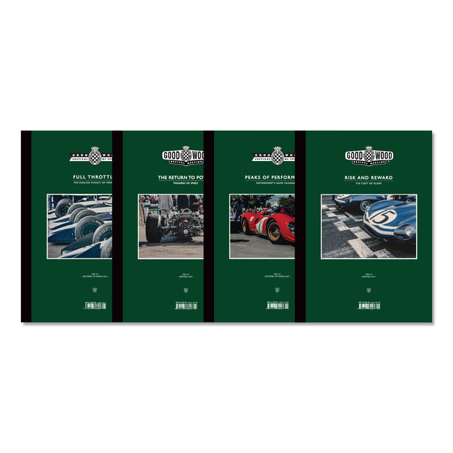 Goodwood Vol 1-4