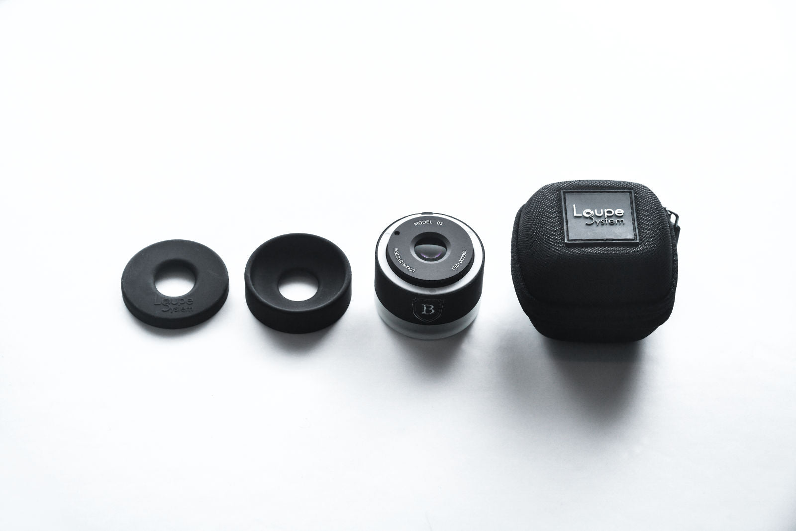 Loupe System for Blackbird Watch Manual