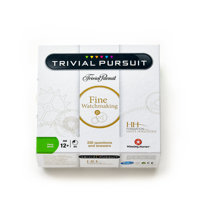 Trivial Pursuit- Fine Watchmaking