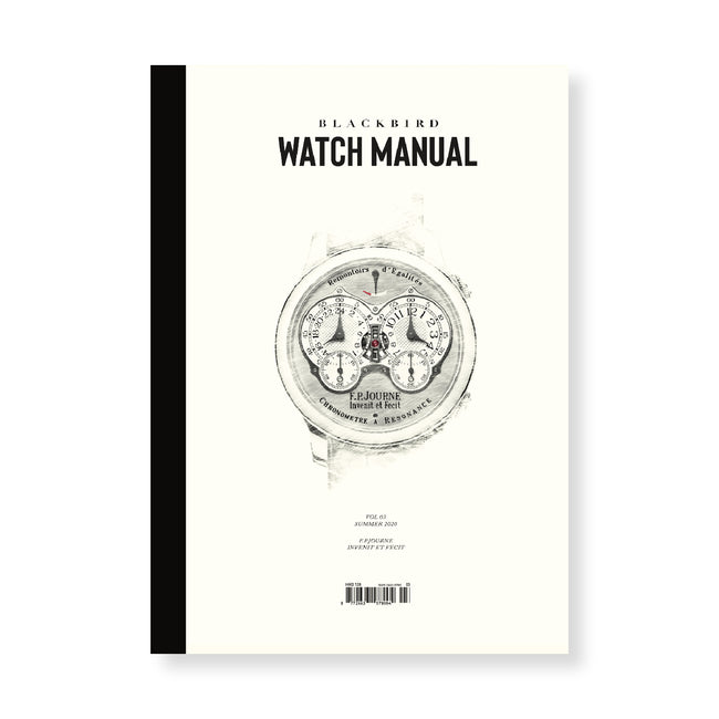Blackbird Watch Manual Vol.3