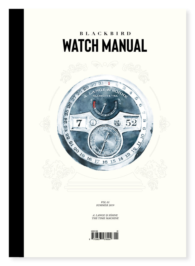 Blackbird Watch Manual Vol.1