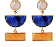 Geo Earrings
