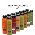 2-Day Juice Cleanse Set: Liquid Burn