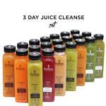 3-Day Juice Cleanse Set: Anti-oxidant Cleanse