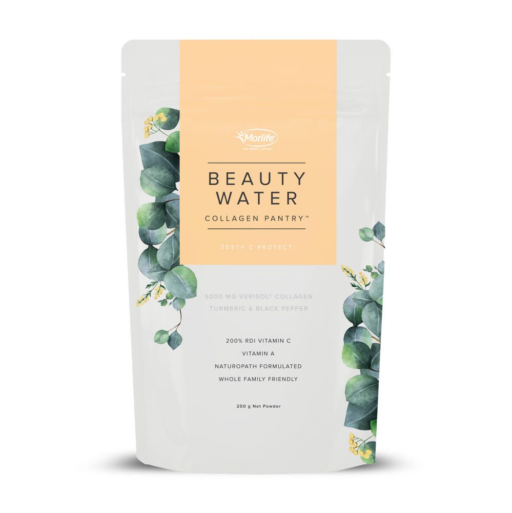 BEAUTY WATER COLLAGEN (Zesty C Protect) 200g