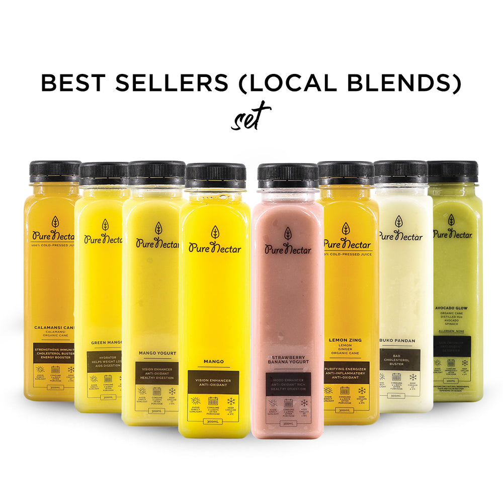 BEST SELLERS SET (Local Blends)