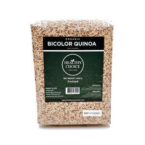 ORGANIC BI-COLOR QUINOA