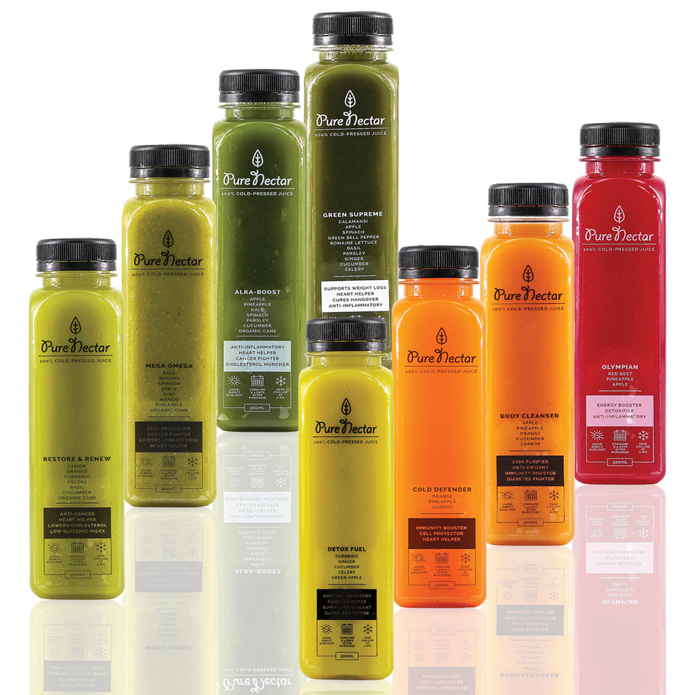 BEST SELLERS SET (Cold-Pressed)