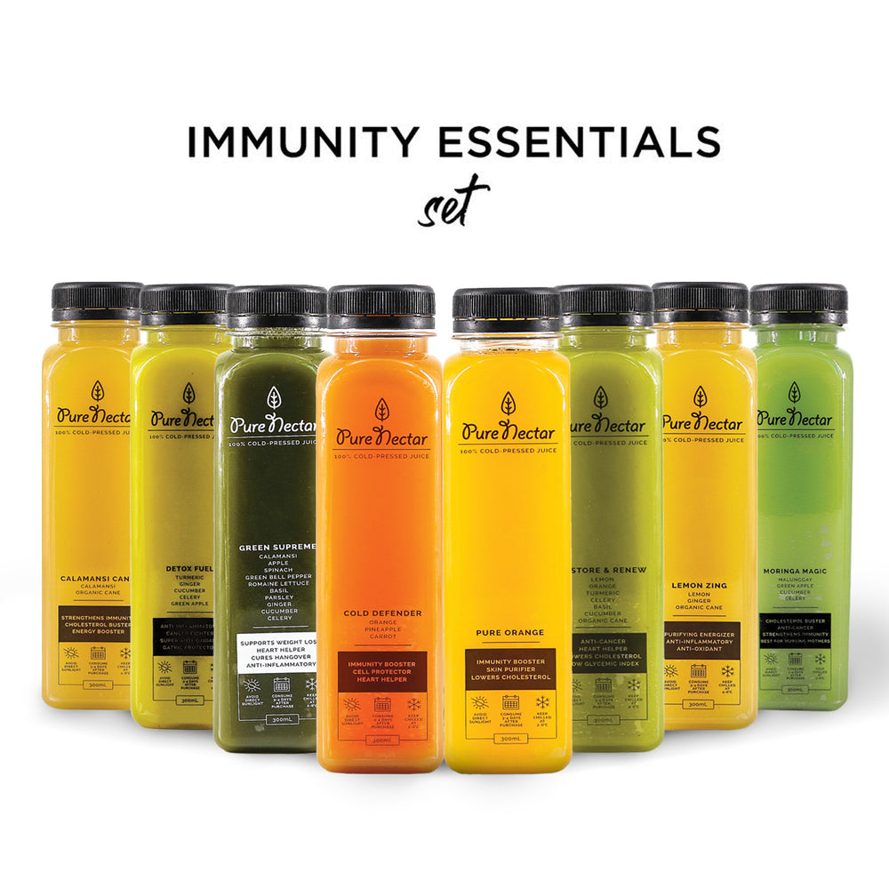 IMMUNITY ESSENTIALS