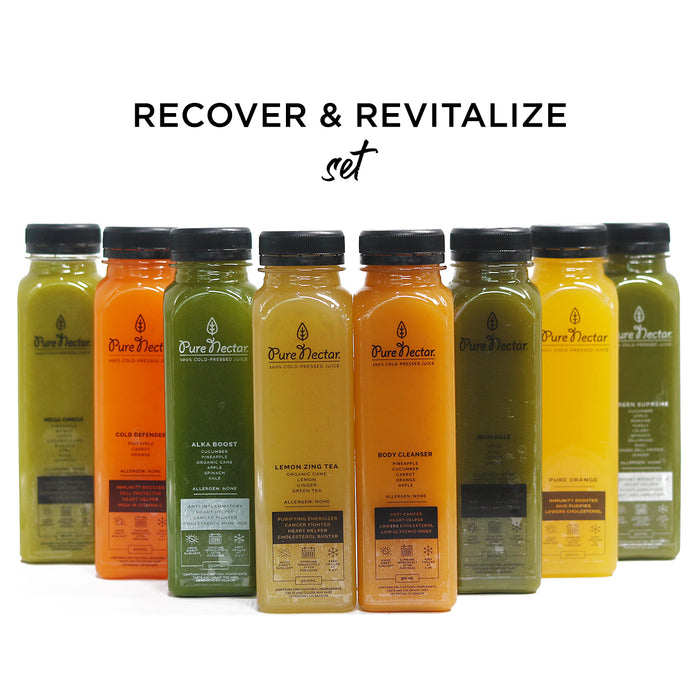 RECOVER & REVITALIZE