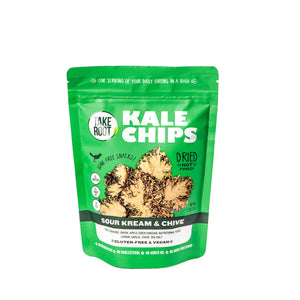 TAKE ROOT SOUR KREAM & CHIVE KALE CHIPS