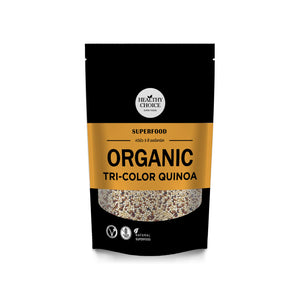 ORGANIC TRI-COLOR QUINOA