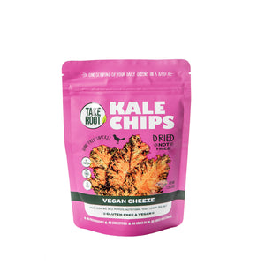 Load image into Gallery viewer, TAKE ROOT VEGAN CHEEZE KALE CHIPS