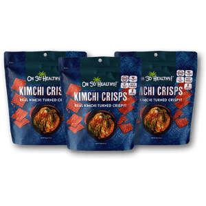 Load image into Gallery viewer, KIMCHI CRISPS 3 PACK
