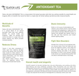 Anti-Oxidant Tulsi Green Tea Blend