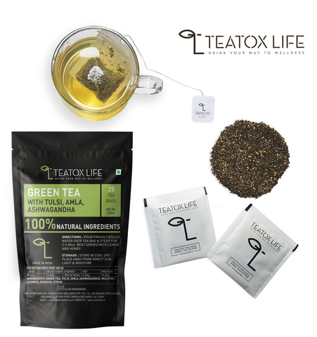Stress & Anxiety Relief Tea Blend