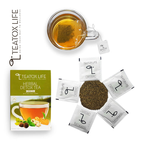 Herbal tea for women's health