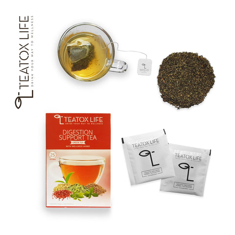 Liver Detox Tea Ayurveda Recipe