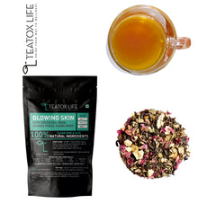 Detox Green Tea Blend for Hair & Skin