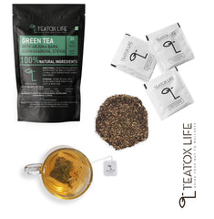 Heart Health Support Tea [Arjuna Bark Green Tea For Heart]