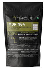 Green Tea with Moringa Leaves