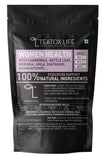 Women PCOS, PCOD Health Tea