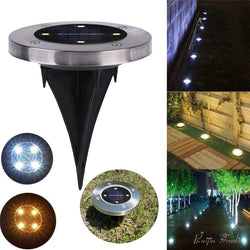 LED Solar Outdoor Night Lamp