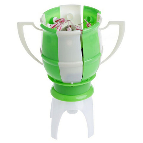 Musical Soccer Trophy Candle