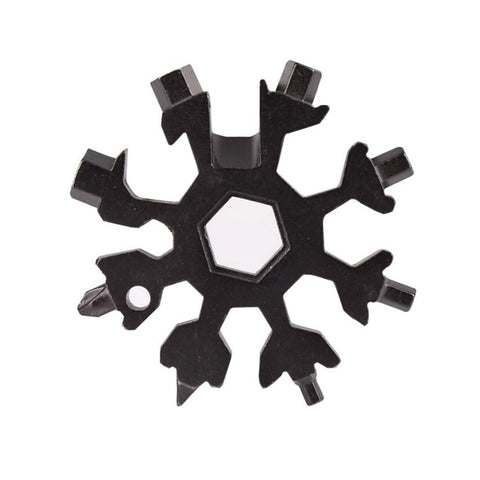 Snowflake 12-in-1 multi-tool