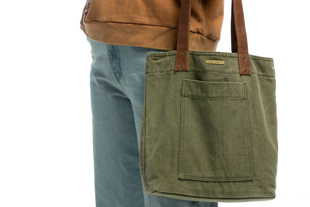Khaki - The Unity Tote