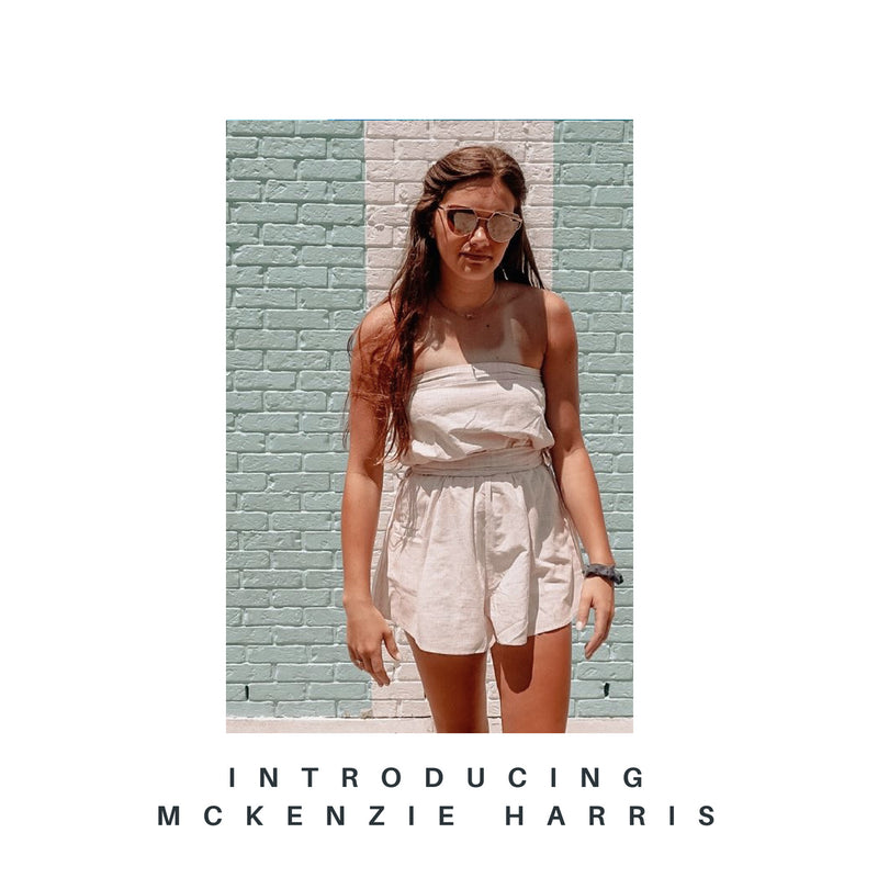 Introducing our girl McKenzie Harris