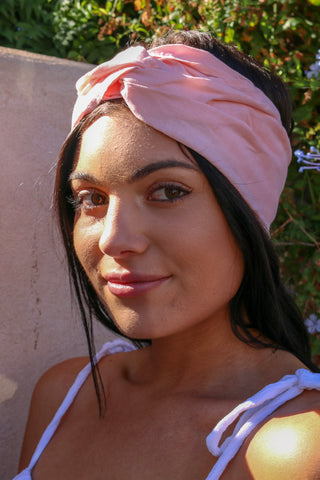 Lani Headwrap in Blue