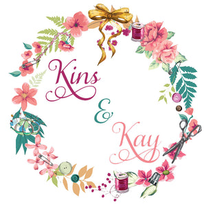 Kins and Kay Logo