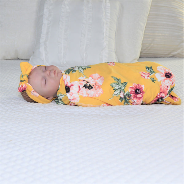 Kady - Robe and Swaddle Set