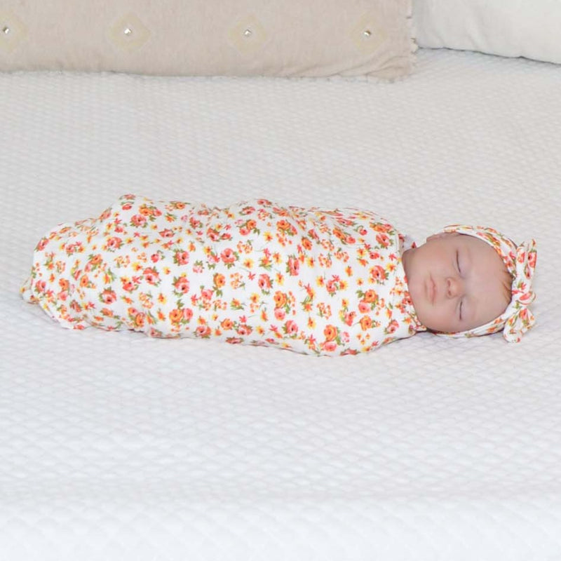 Sadie- Swaddle Blanket Set