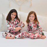 Allie - Girl's Pajamas - Kins & Kay